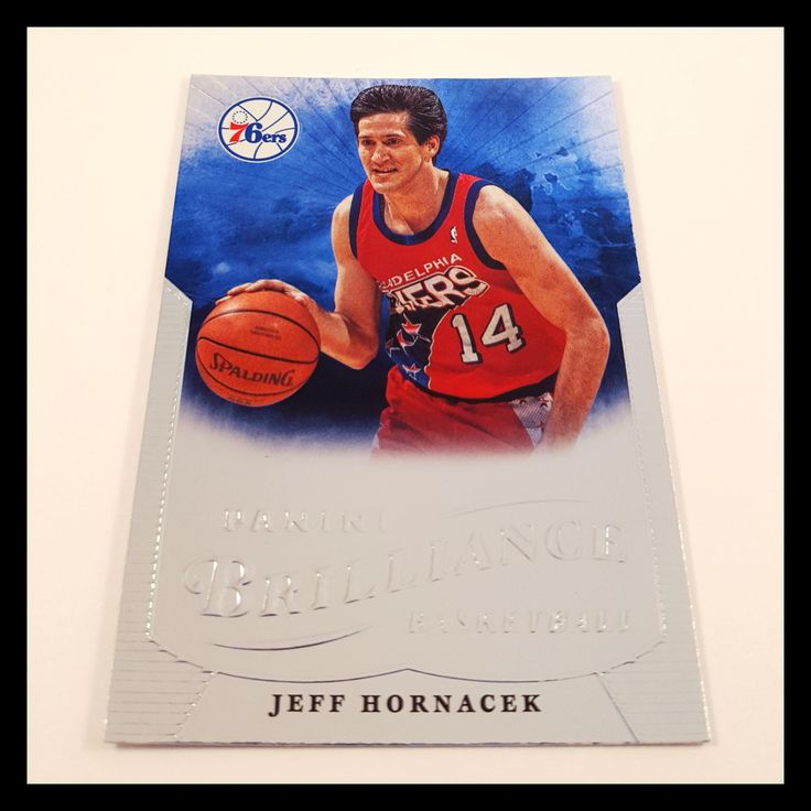 Jeff Hornacek Basketball Card (2012-13 Panini Brilliance)
