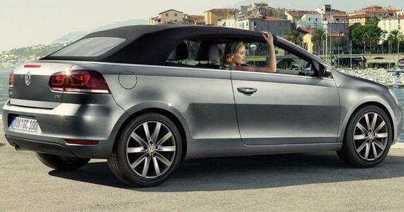 Volkswagen Golf Cabriolet Karmann special edition