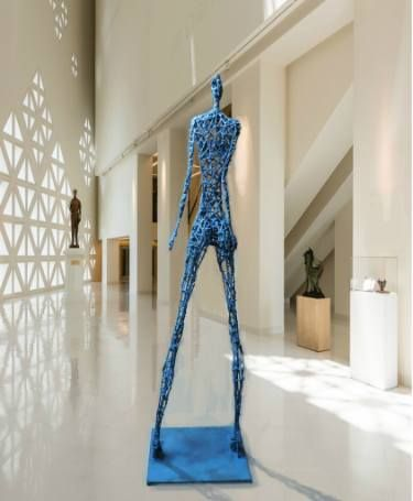 "Saatchi Art Artist Michele Rizzi; Sculpture, ""New frontiers ( Star woman)"" #art"