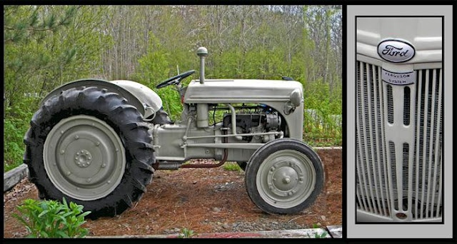 Simple & Powerful--Old Ford Tractors: A Collection Of