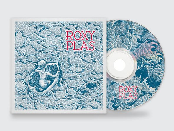 Вдохновляющий дизайн обложки дисков