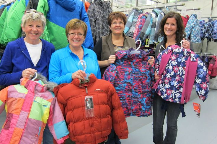 """Based out of Ottawa, The Snowsuit Fund has provided warmth to needy children during Canada's long and cold winters for over 30 years.  """"The work we do at The Snowsuit Fund is just one small way that we can make our fellow Canadian's lives a little bit easier, and a little bit warmer,"""" says Margaret, the charity's Fundraising Coordinator. #charity #winter #Ottawa"""