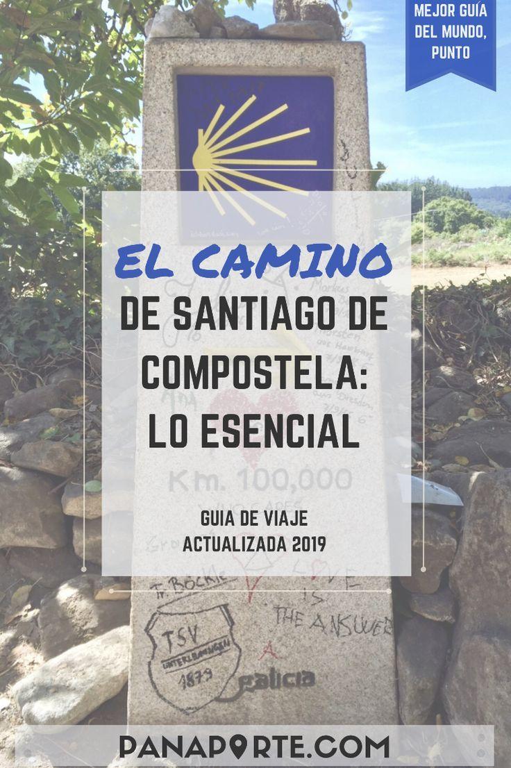 Todo Lo Que Necesitas Saber Del Camino De Santiago Camino De Santiago Santiago De Compostela Camino De Santiago España