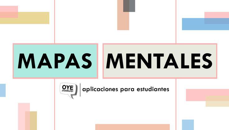 Prepara tus resúmenes y complementa tus estudios con estas cinco aplicaciones online para crear mapas mentales gratis. ¡Es muy fácil!