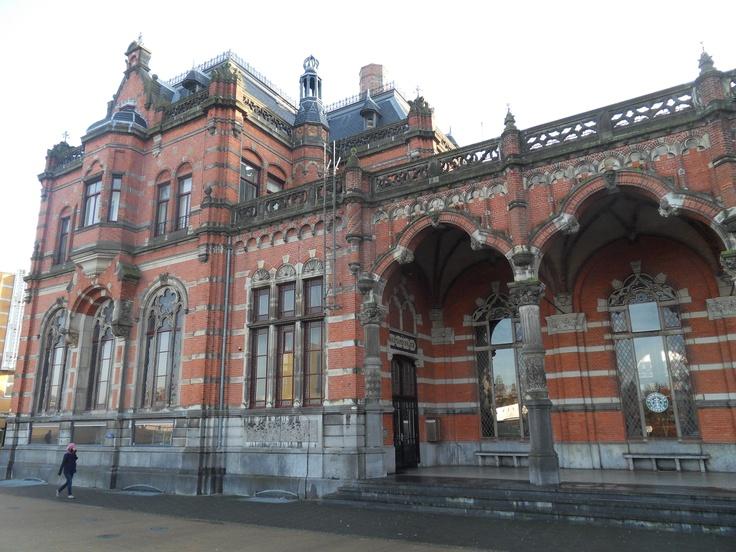 station Groningen