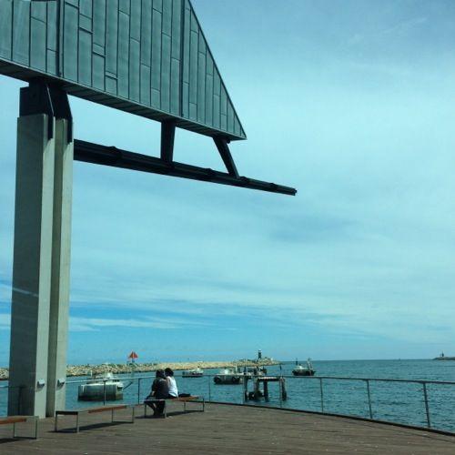 Maritime Museum, Fremantle Australia, exterior