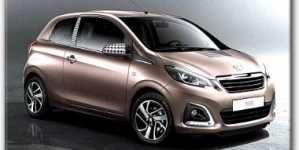 Peugeot 2008 2019-2020 the year