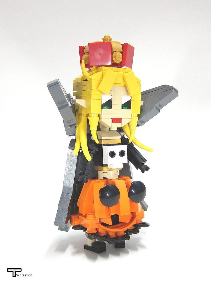 Animelego lego anime cool stuff