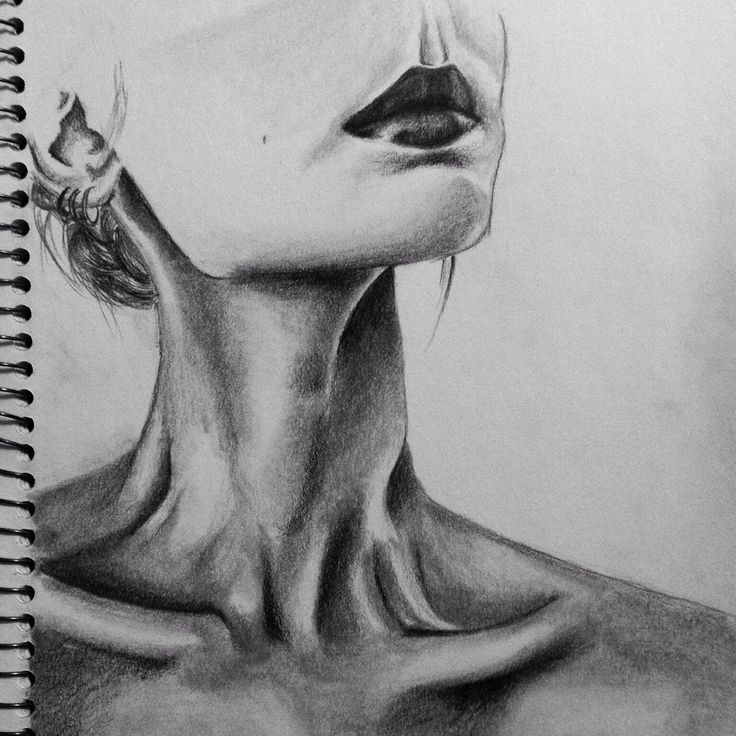 anorexic drawing | Tumblr