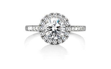 Women's Diamond Engagement Rings & Wedding Bands