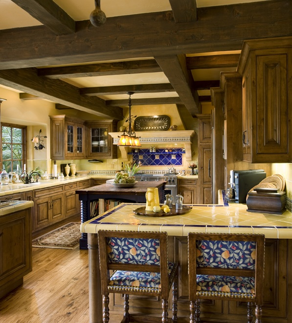 1000+ Images About Hacienda Spanish Ranch Kitchen On