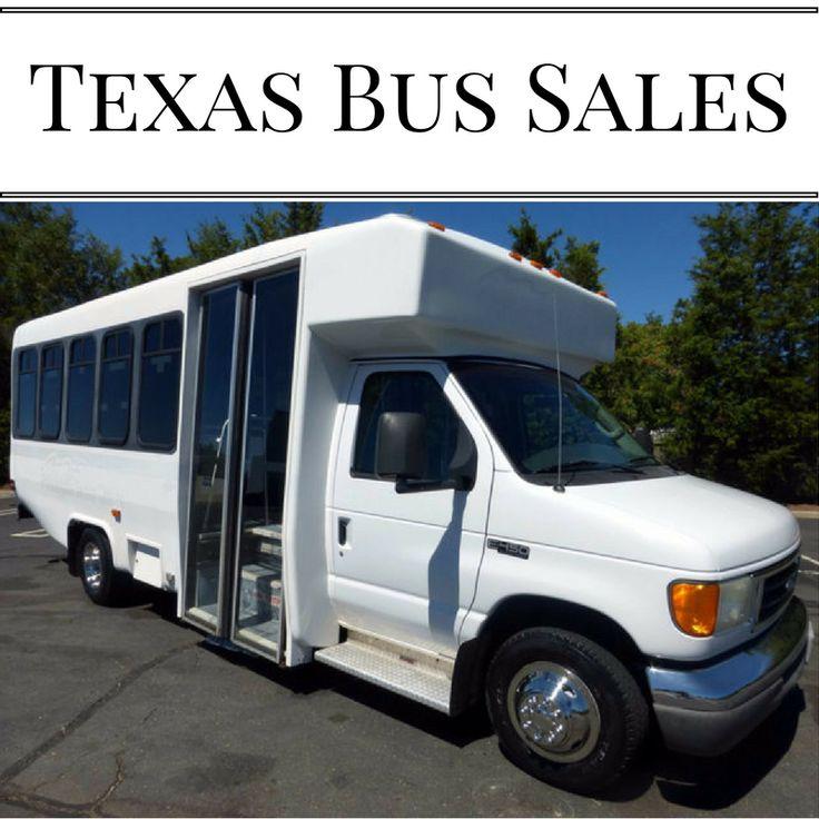 Texas bus sales by Major Vehicle Exchange