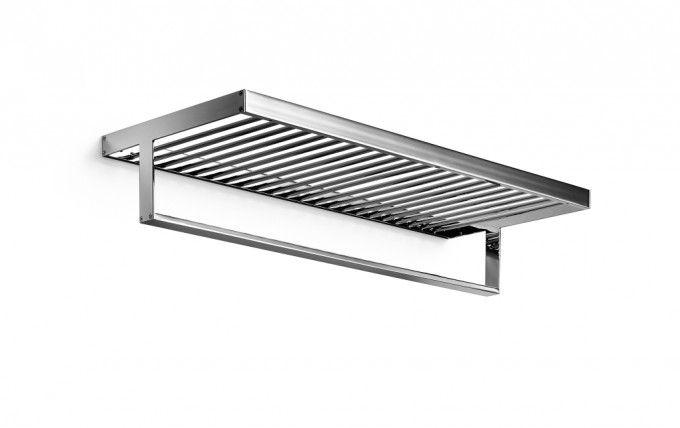 #Lineabeta #Skuara towel grid 52867.29 | #Modern #Brass | on #bathroom39.com at 210 Euro/pc | #accessories #bathroom #complements #items #gadget