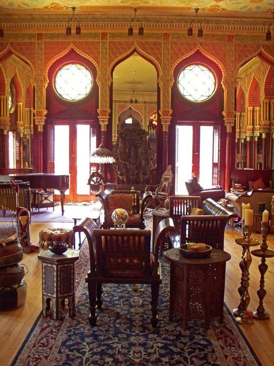 17 Best Images About Inside The William Sauntry Mansion On