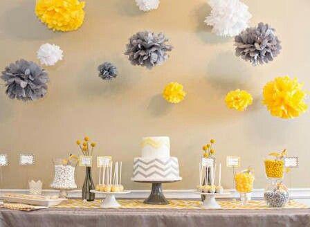 Party deco idea for any celebration.