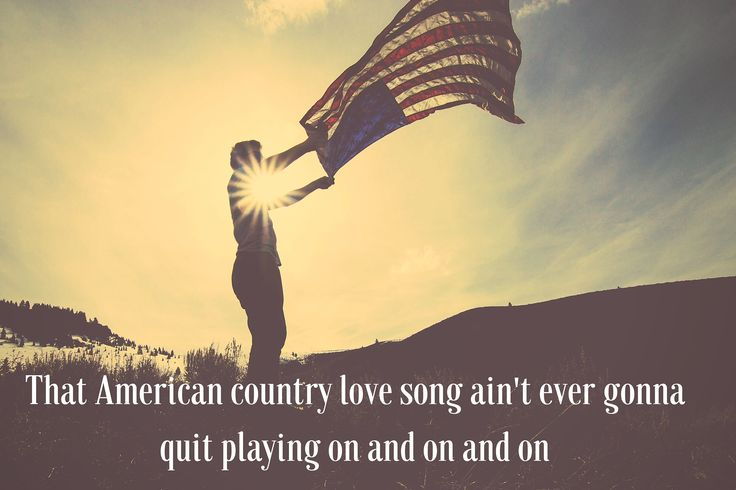 American Country Love Song - Jake Owen