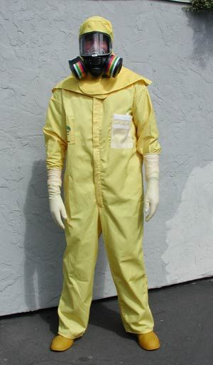 Radiation Protective Suit