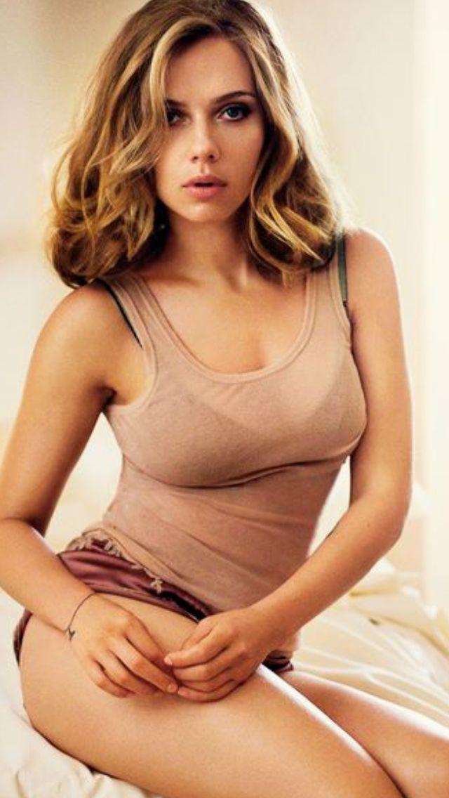 Scarlett Johansson Ufff Scarlett Johansson