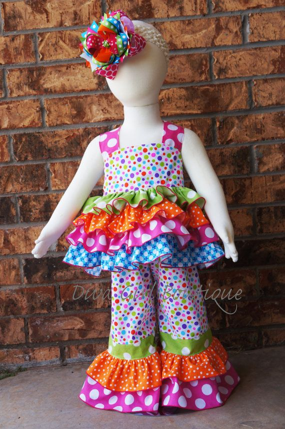 Hey, I found this really awesome Etsy listing at https://www.etsy.com/listing/120151709/girls-boutique-birthday-outfit-ruffles