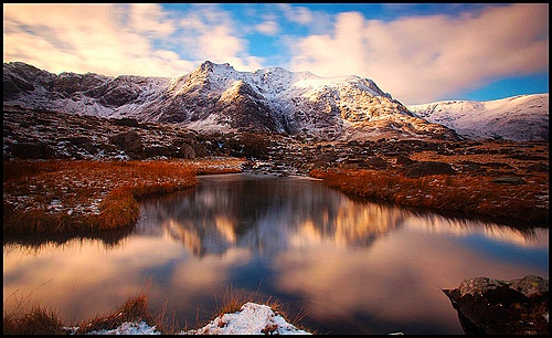 Snowdonia-Courtesy of @DylanEdwards38