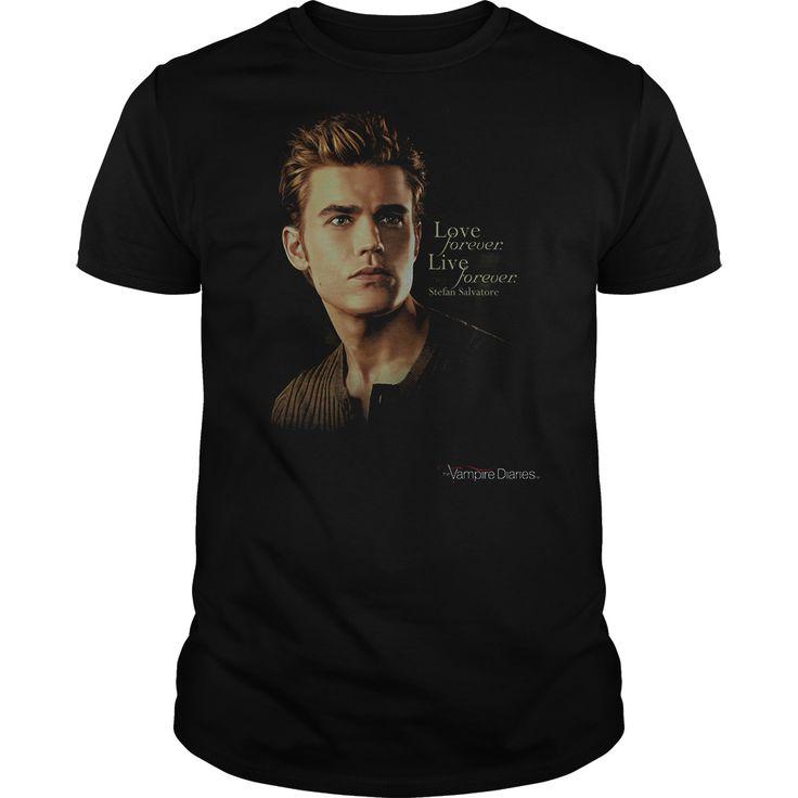 Vampire Diaries Forever  #STEFAN. Get now ==> https://www.sunfrog.com/Vampire-Diaries-Forever.html?74430