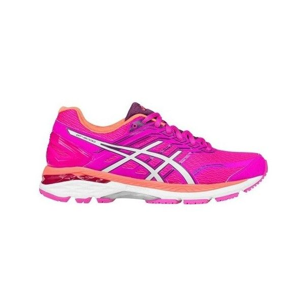Women's ASICS GT-2000 5 Running Shoe (275 BRL) ❤ liked on Polyvore featuring shoes, athletic shoes, athletic, running shoes, platform shoes, special occasion shoes and evening shoes