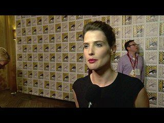 Avengers: Age of Ultron: Comic-Con 2014: Cobie Smulders --  -- http://www.movieweb.com/movie/avengers-age-of-ultron/comic-con-2014-cobie-smulders