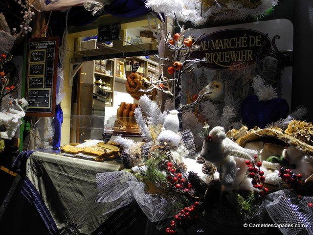 Noël en Alsace - Marché de Noël de Riquewihr - Carnet d'escapades