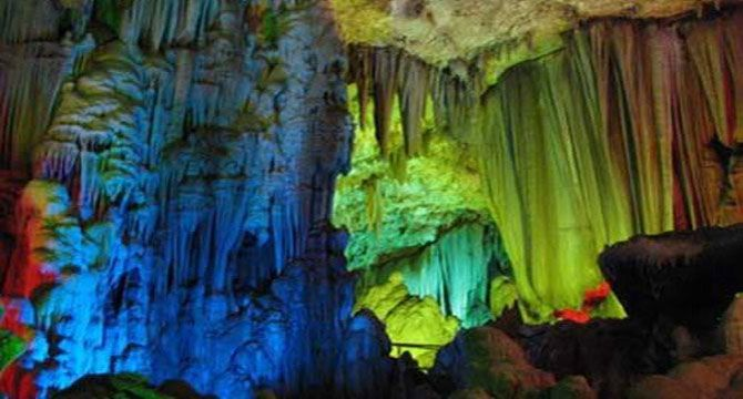 INDONESIA : Gong Cave, Pacitan
