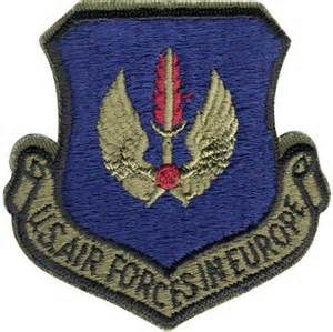 Air force assignments