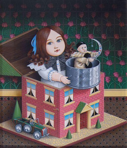 James Marsh art for sale