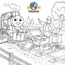 11 best Thomas & Friends coloring page images on Pinterest
