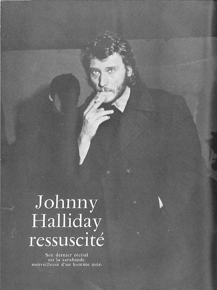 Johnny Hallyday en concert à Lille - Nord  n°7, avril 1970