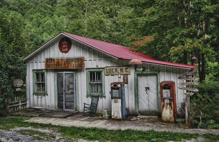 Plemmons Groceries and Feed - Luck, NC