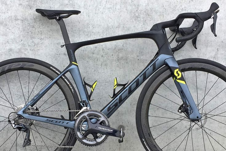 2018 Scott Foil Disc adds disc brakes to race winning aero road bike - Bikerumor