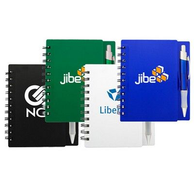 BioGreen Banyan Custom Notepad (90 Sheets) Min 100 - Promotional Giveaways - Custom Notepads - HCL-T5051e - Best Value Promotional items including Promotional Merchandise, Printed T shirts, Promotional Mugs, Promotional Clothing and Corporate Gifts from PROMOSXCHAGE - Melbourne, Sydney, Brisbane - Call 1800 PROMOS (776 667)
