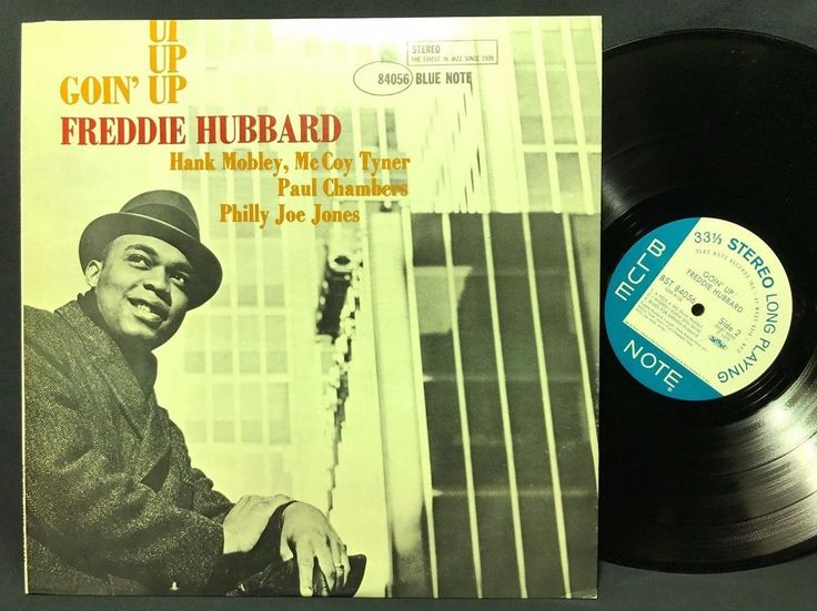 Freddie Hubbard - Goin' Up - Blue Note Japan GXK 8126 LP Vinyl Record #jazz #lps