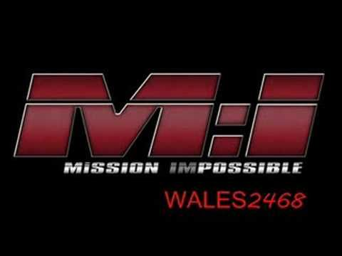 Mission Impossible Theme(full theme). I didn't actually like the first M:I movie, but this modernized theme is way too fun.