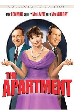 The Apartment - DVD.