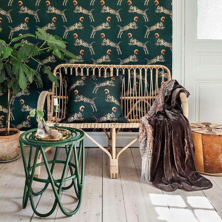 Poppy Kissenbezug 60x60cm - Lisa Bengtsson - Lisa Bengtsson - RoyalDesign.de