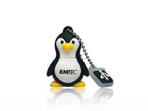 EMTEC CLé USB M314 ''GAMME ANIMALS'' (EMTEC-EKMMD4GM314)