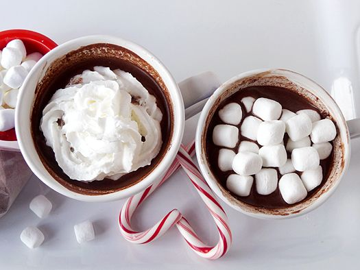 Homemade Hot Cocoa Mix | Christmas Recipes | Brown Eyed Baker - very good hot cocoa....rich and creamy, would make great gifts!