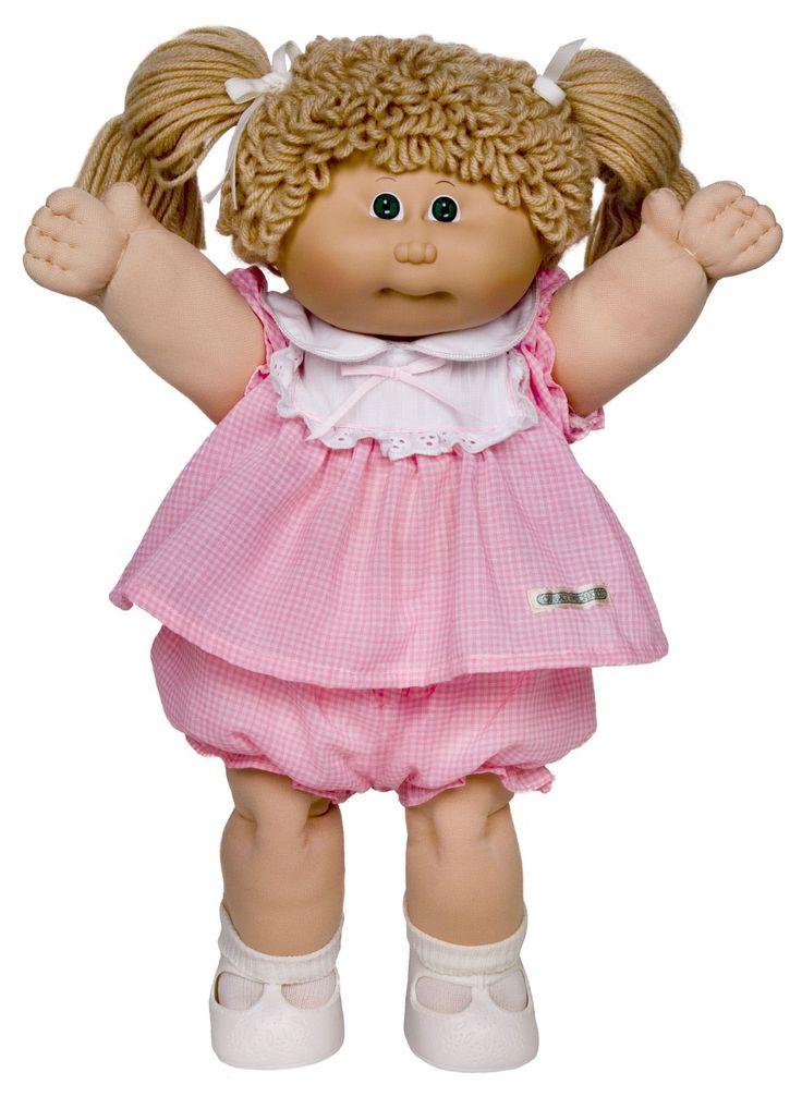 La muñeca 'repollo'