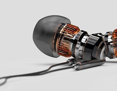 "Check out this @Behance project: ""YAMAHA - Turbine Earphones"" https://www.behance.net/gallery/30036217/YAMAHA-Turbine-Earphones"