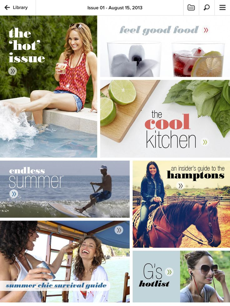 Giada's new {weekly} digital magazine!: Mobile Apps, Mag Design, Magazines Digital, Editorial Mag, Fun Stuff