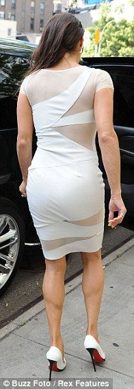 Paula Patton out and about, New