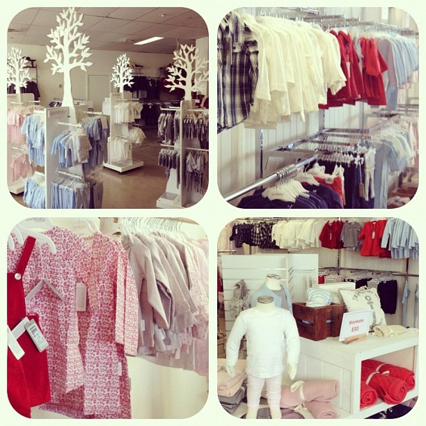Purebaby's outlet store has had a delightful make over!! Located at 1-7 Sturt St, Collingwood, VIC #purebaby  #shopping #baby #babyclothes #renovation #organic #outlet - @purebabyorganic- #webstagram