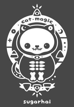 cute skeleton cat - Google Search iPhone X Wallpaper 189854940520870238 11