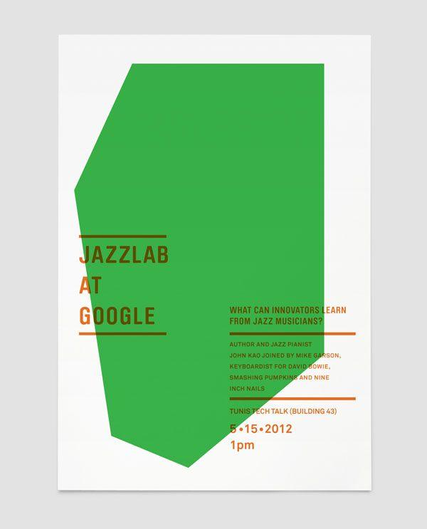 JAZZLAB AT GOOGLE - Jefferson Cheng — Design & illustration