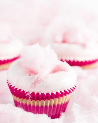 cotton candy cupcakes: Cupcakes Adorable, Cotton Candy Cupcakes, Cupcakes Yumm, Cotton Cupcakes, Cupcakes Lovers, Food, Yummy Cupcakes, Pink Cupcakes, Cottoncandi Cupcakes